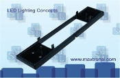 LED light base for XS24W module