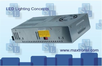 MW (Mean Well) power supply, AC to DC 350 Watt