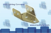 MSL Light Fixture Mounting Bracket B