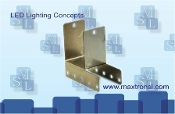 MSL Light Fixture Mounting Bracket T2